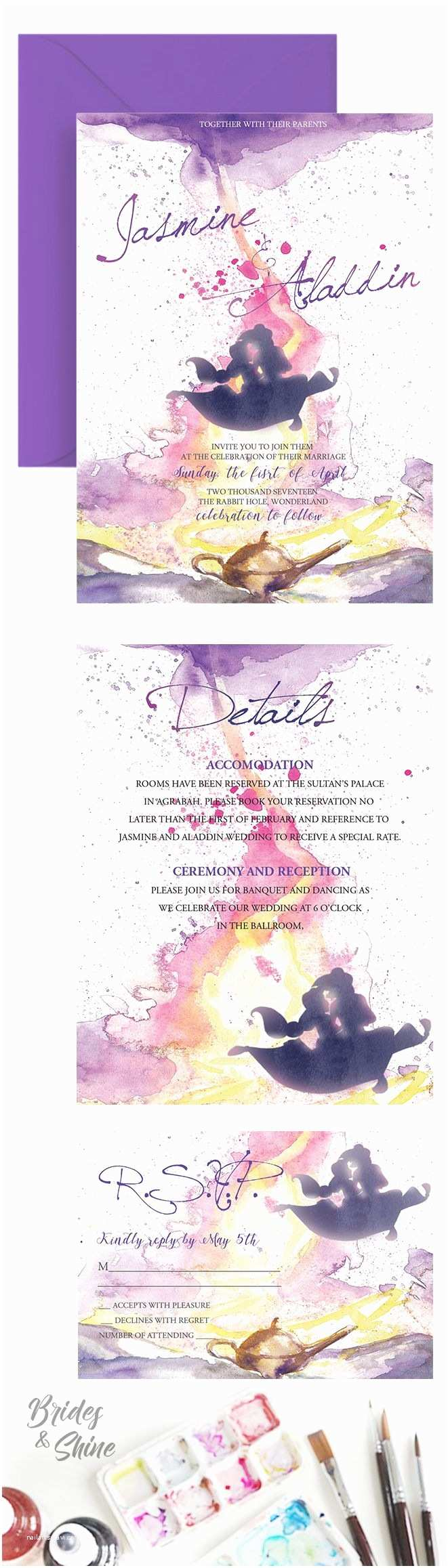 Disney Wedding Invitations 1000 Ideas About Disney Wedding Invitations On Pinterest