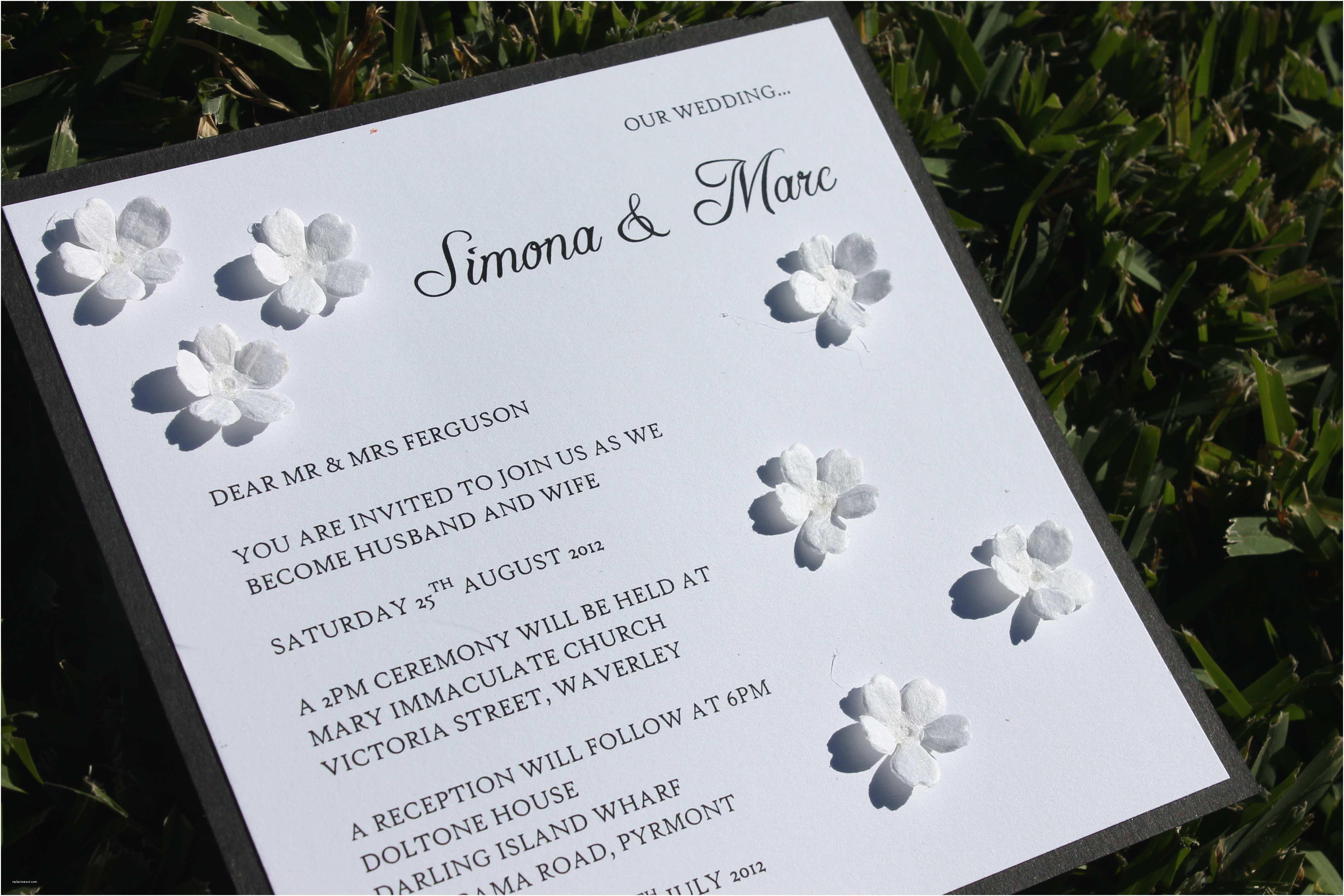 Divorced Parents Wedding Invitation Wedding Invitation Etiquette