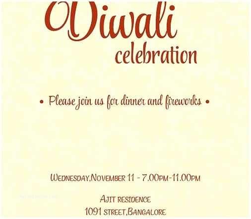 Diwali Party Invitation 17 Best Images About Free Diwali Invitation Cards