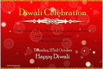 Diwali Party Invitation Diwali Invitation Wordings Messages