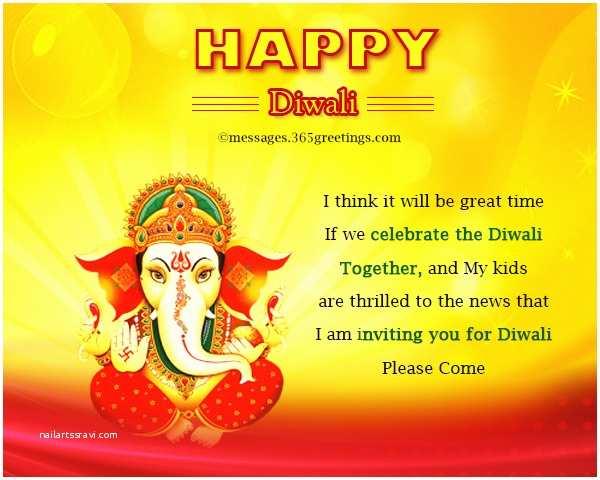 Diwali Party Invitation Diwali Invitations and Wordings 365greetings