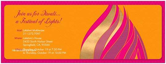 Diwali Party Invitation Line Diwali Party Invitations Evite