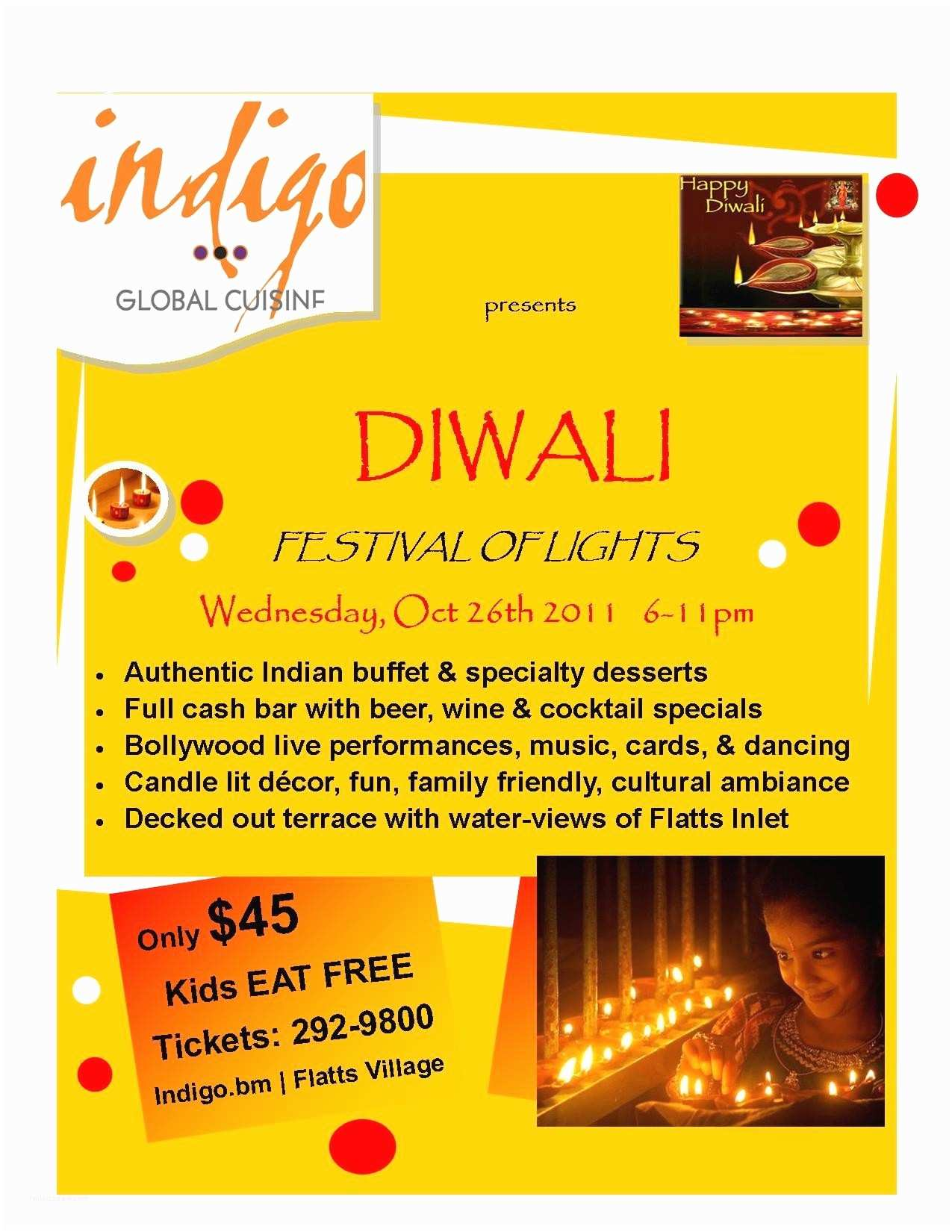 Diwali Party Invitation Sample Invitation for Diwali Party Gallery Invitation