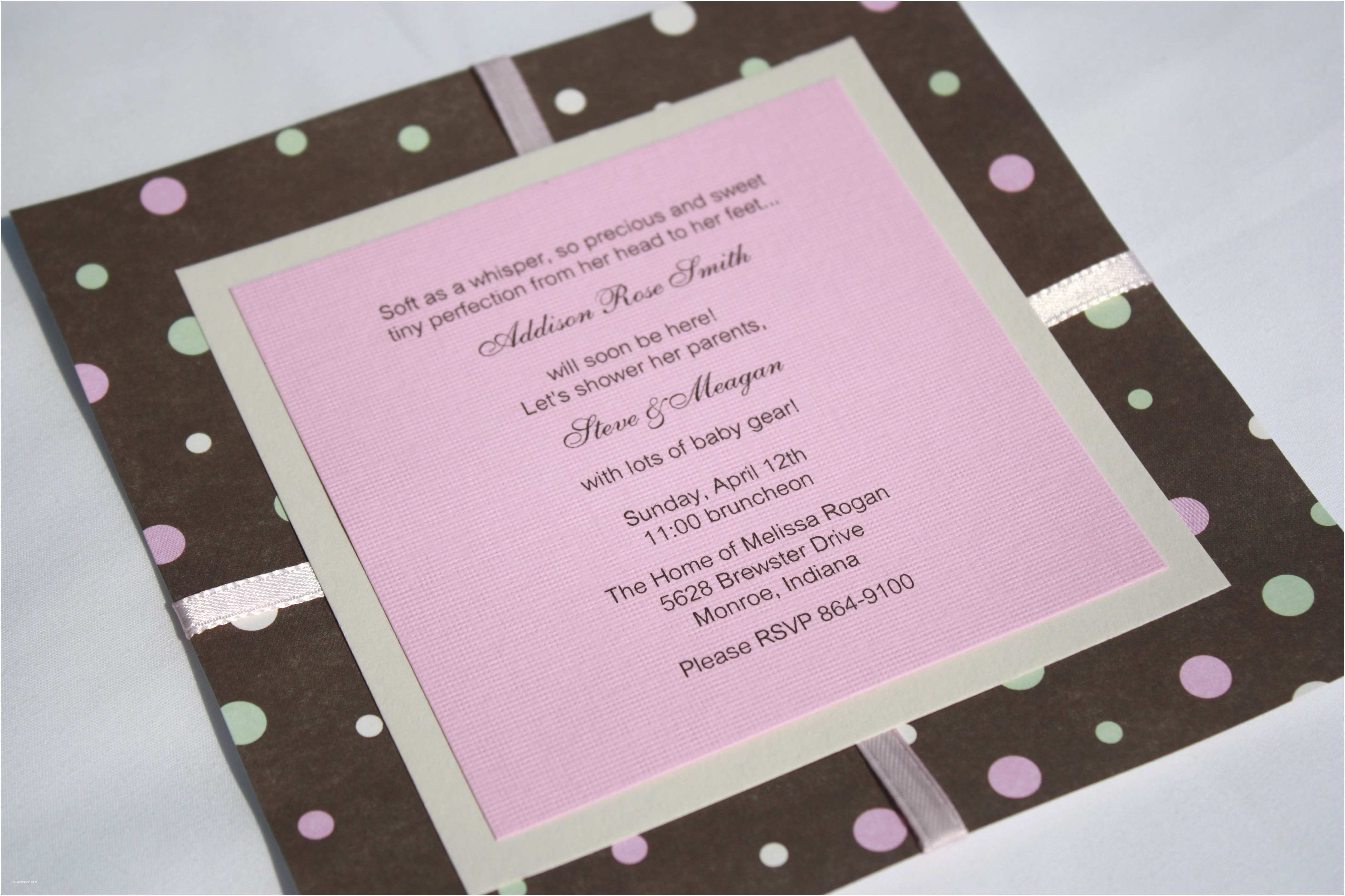Diy Baby Shower Invitations Baby Shower Invitations Make Baby Shower Invitations for