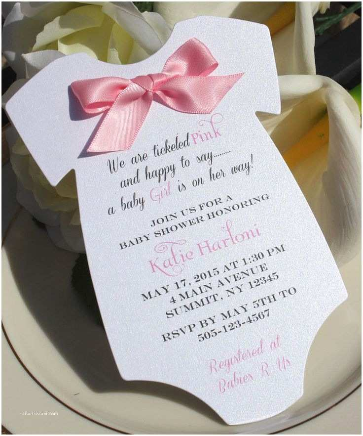 Diy Baby Shower Invitations Best 25 Baby Shower Invitations Ideas On Pinterest