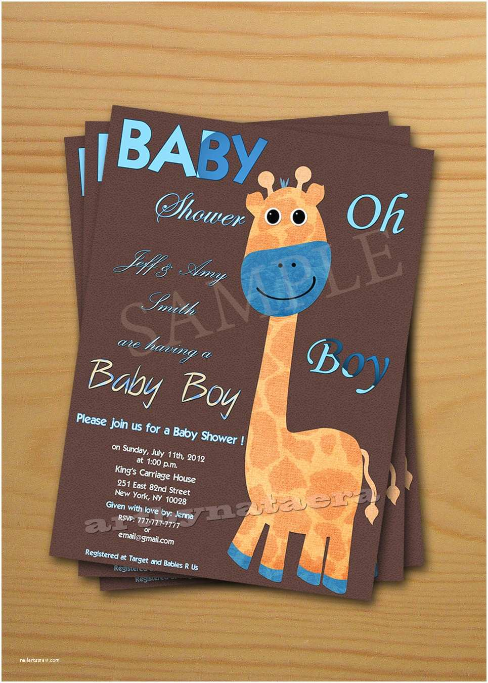 Diy Baby Shower Invitations Diy Baby Shower Invitations Boy Baby Shower
