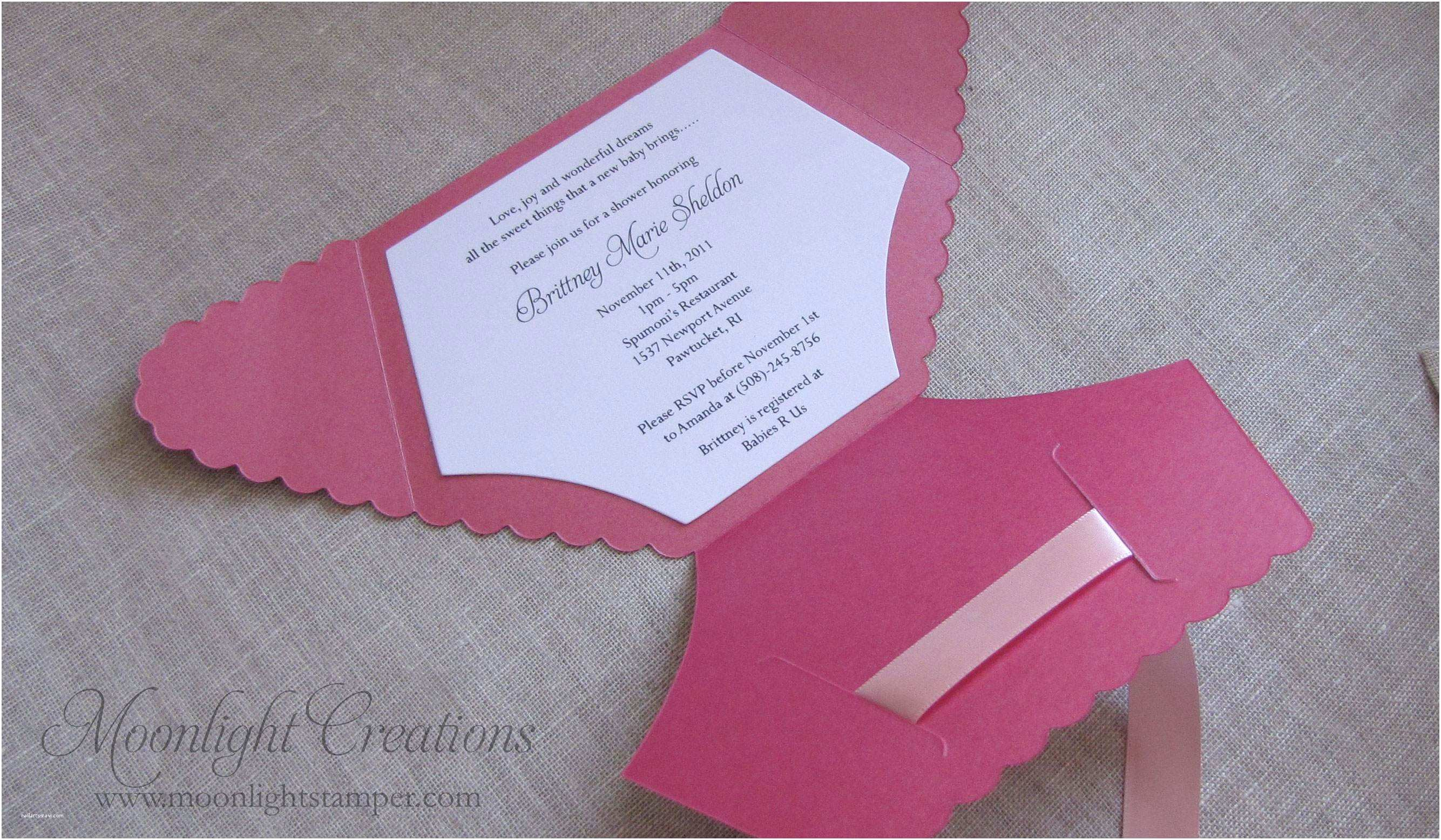 Diy Baby Shower Invitations Diy Baby Shower Invites