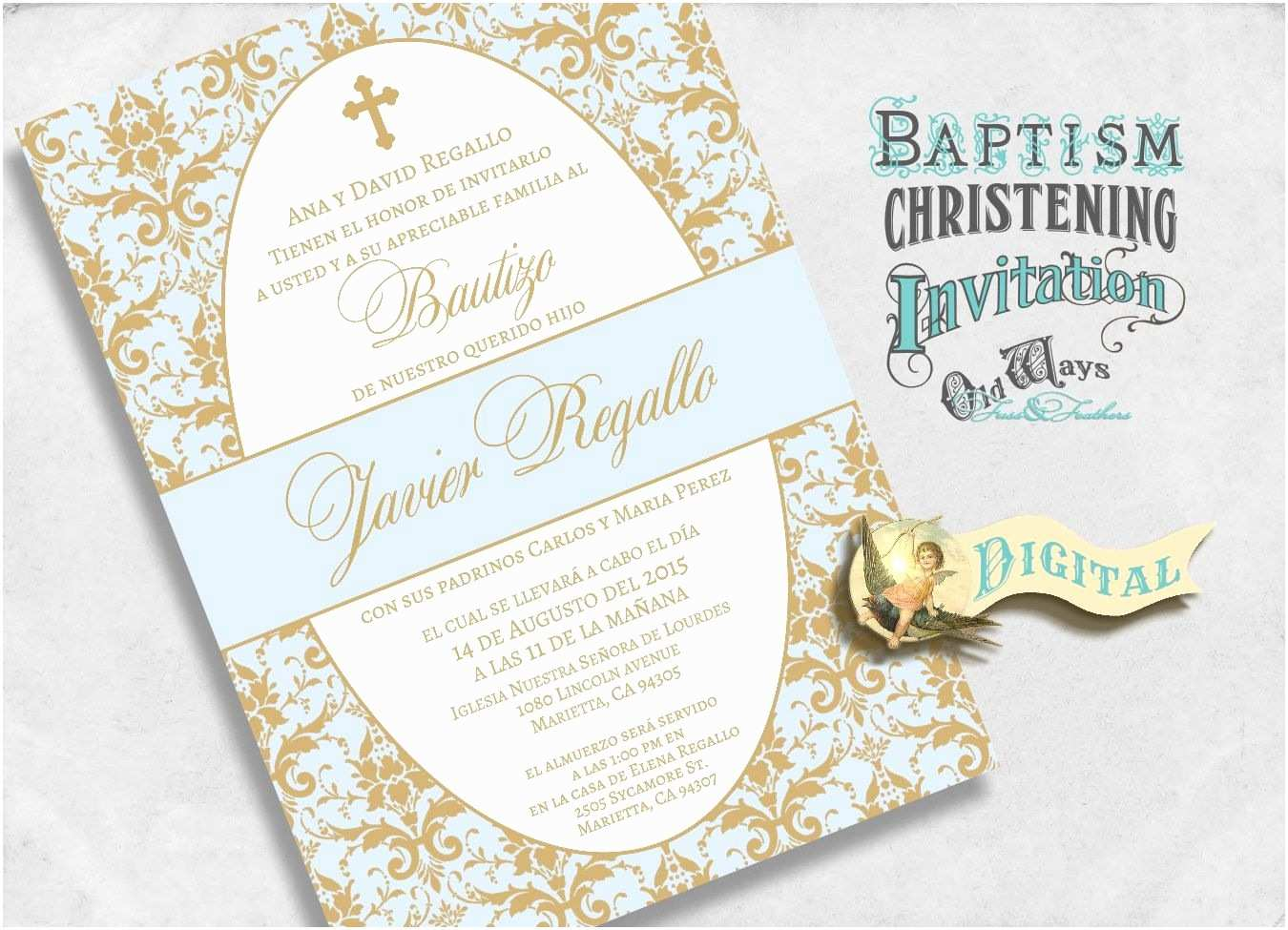 Diy Baptism Invitations Diy Baptism Invitations Baptism Invitation Templates