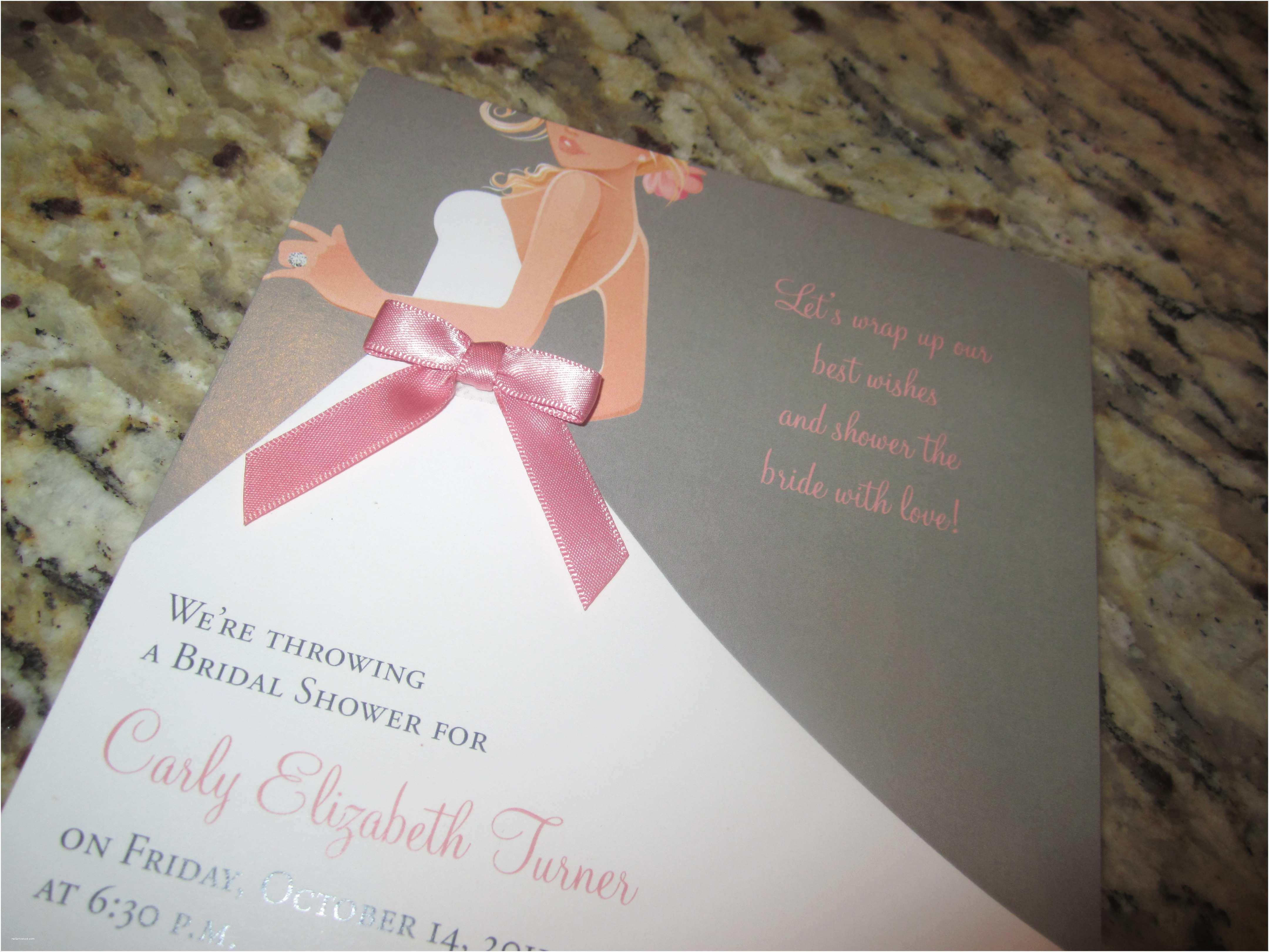 Diy Bridal Shower Invitations Diy Wedding Shower Invitations Ideas Yaseen for