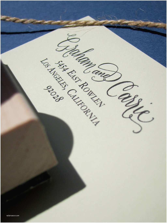 Diy Calligraphy Wedding Invitations 5 Easy Ways to Personalize the Wedding Diy Weddings
