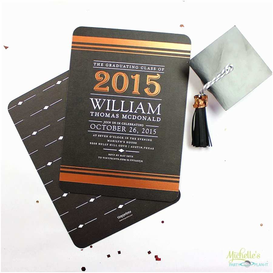 Diy Graduation Invitations Diy Collage Tutorial