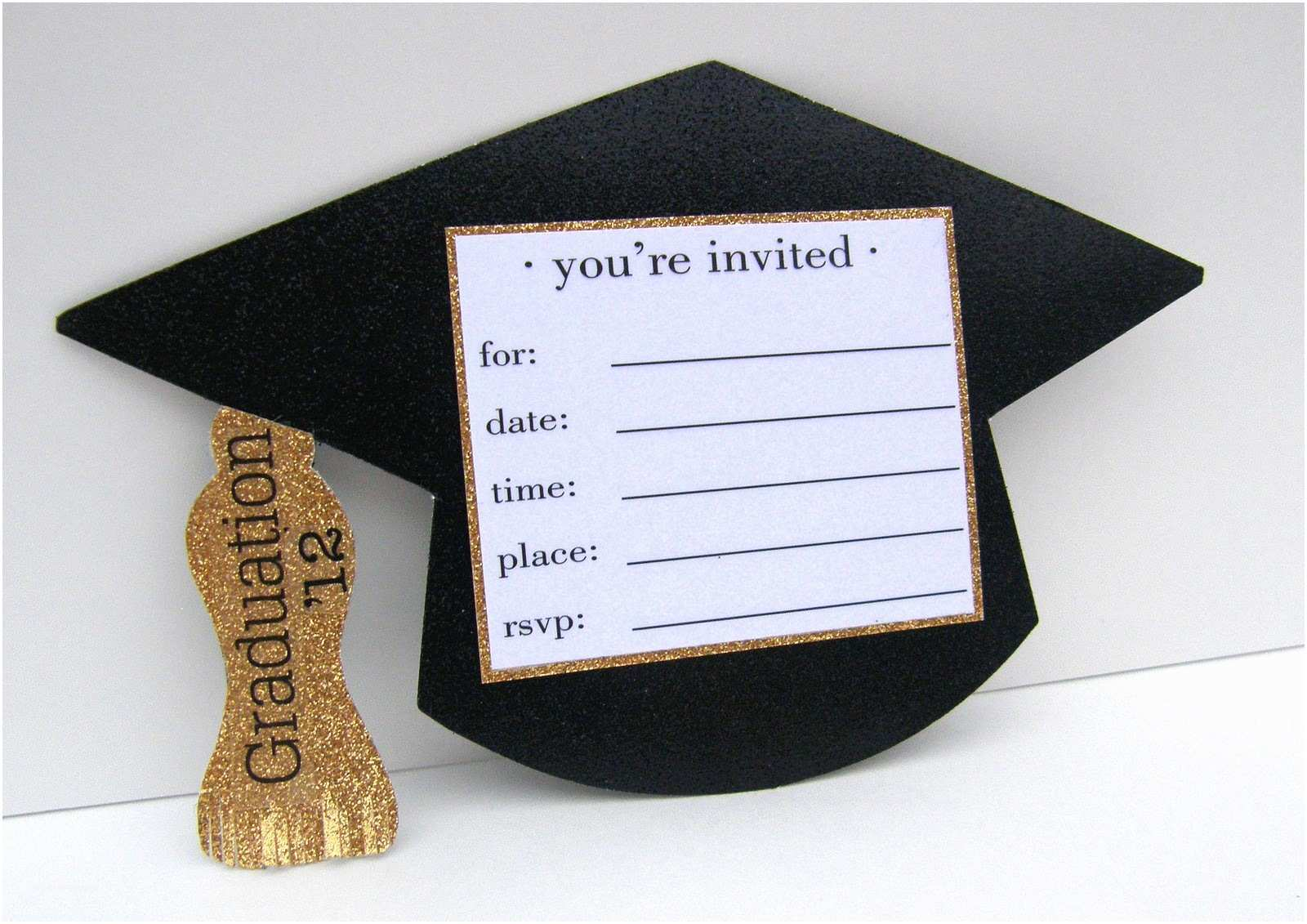 Diy Graduation Invitations Graduation Party Invitations Diy Cogimbo