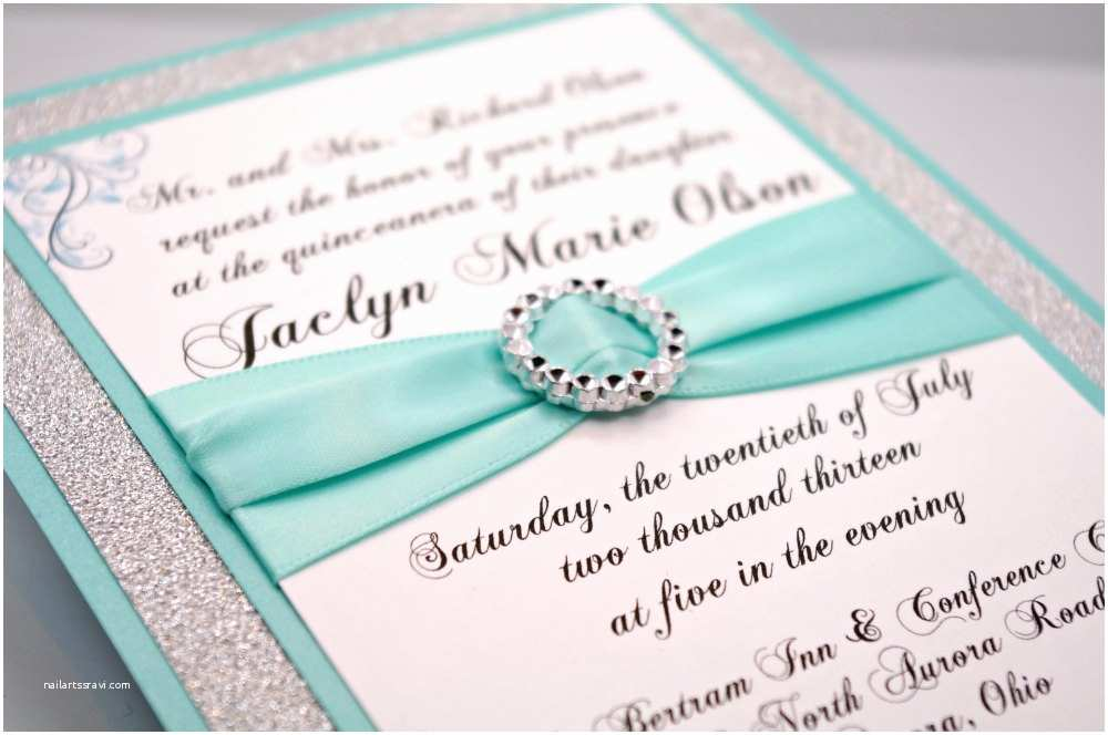 Diy Quinceanera Invitations 25 Best Ideas About Sweet 15 Invitations