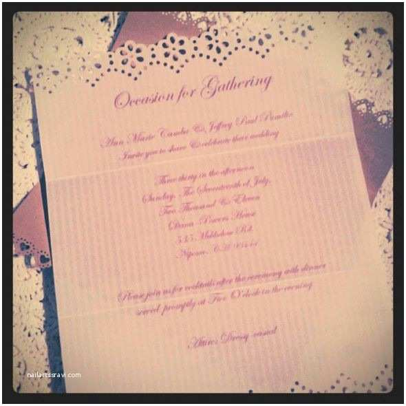 Diy Vintage Wedding Invitation Ideas Diy Vintage Inspired Wedding Invitations Rustic Wedding Chic