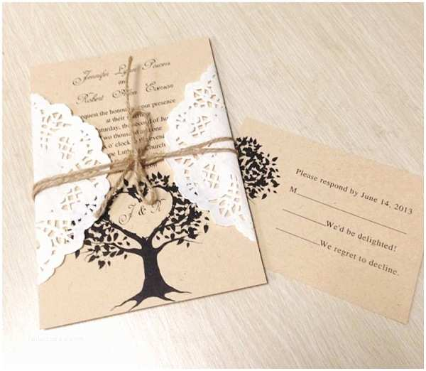 Diy Vintage Wedding Invitation Ideas Diy Vintage Wedding Invitations