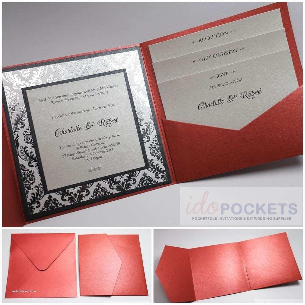 Diy Wedding Invitation Envelopes Dark Red Shimmer Square Wedding Invitation Envelopes Diy