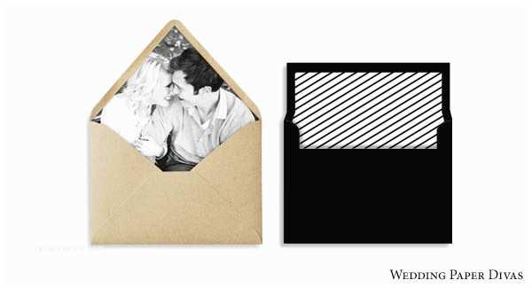 Diy Wedding Invitation Envelopes Diy Details for Your Wedding Invitation Suite