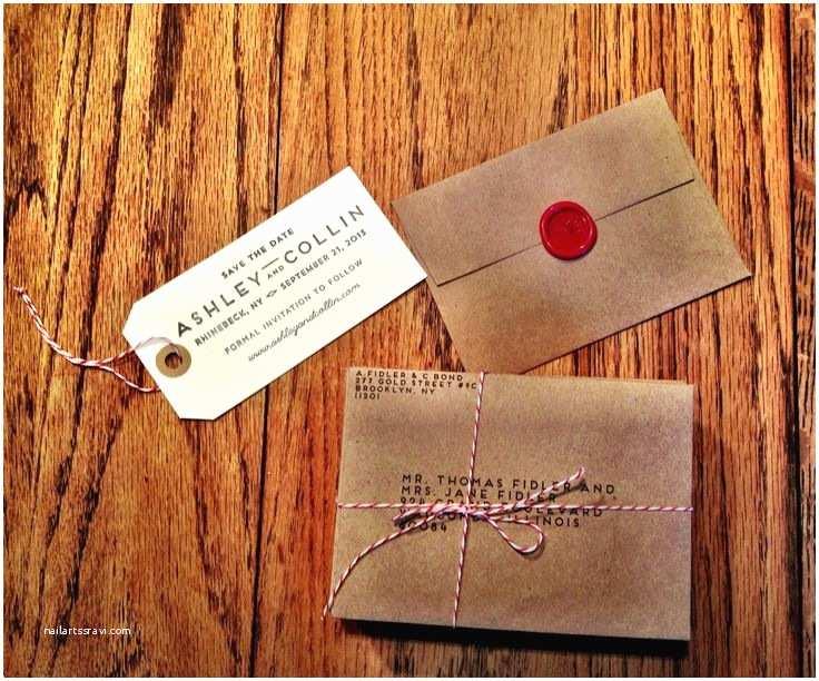 Diy Wedding Invitation Envelopes Diy Wedding Invitation and Save the Date Rustic Farm