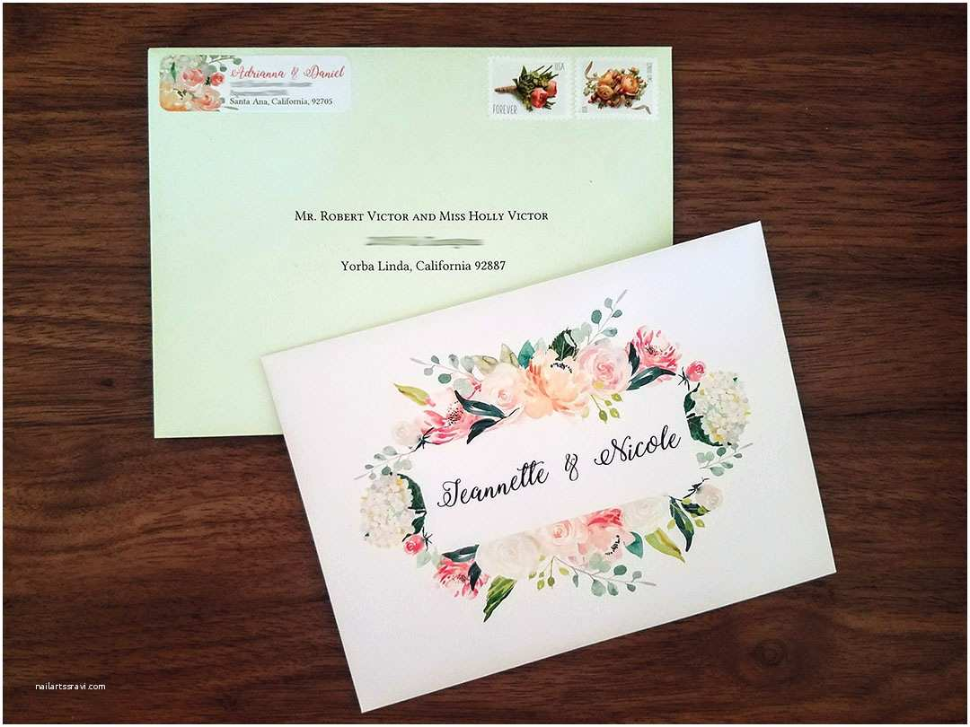 Diy Wedding Invitation Envelopes Wedding Invitation Envelopes 6 5 X 6 5 Fresh My Diy Story