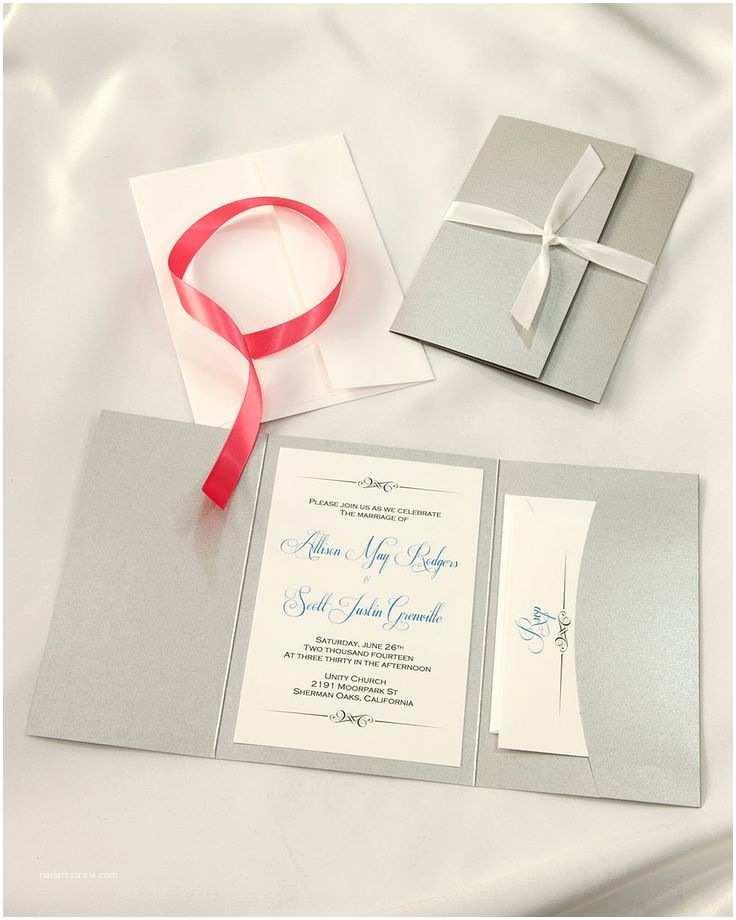Diy Wedding Invitation Kits 25 Best Ideas About Diy Wedding Invitation Kits On