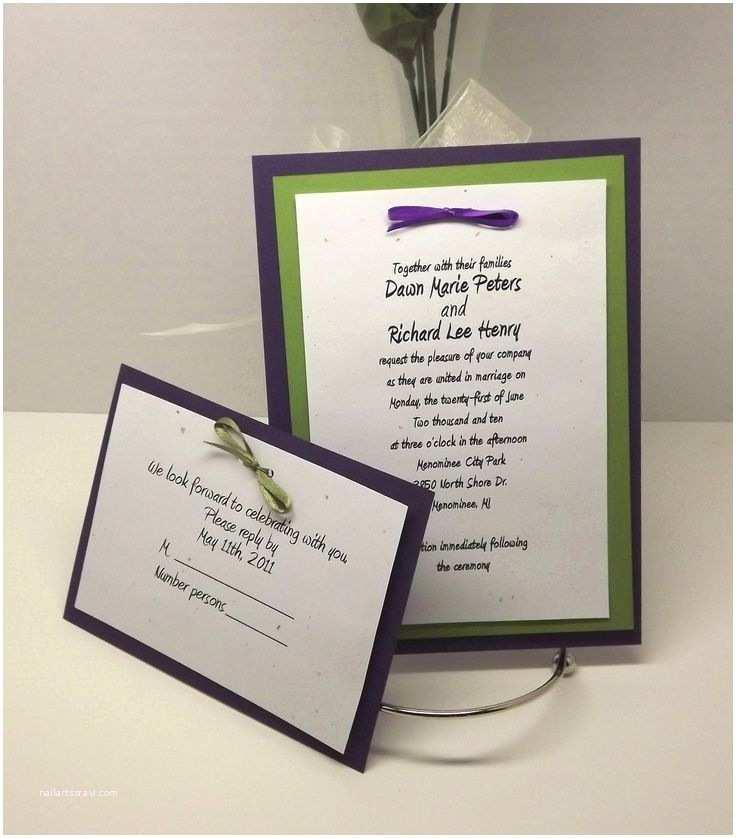 Diy Wedding Invitation Kits Diy Wedding Invitation Kits with Invitations Rsvp and