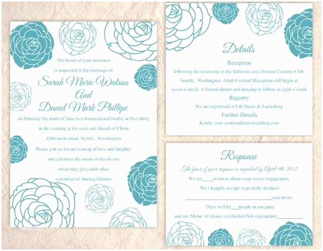 Diy Wedding Invitation software Diy Wedding Invitation Templates Download Yaseen for