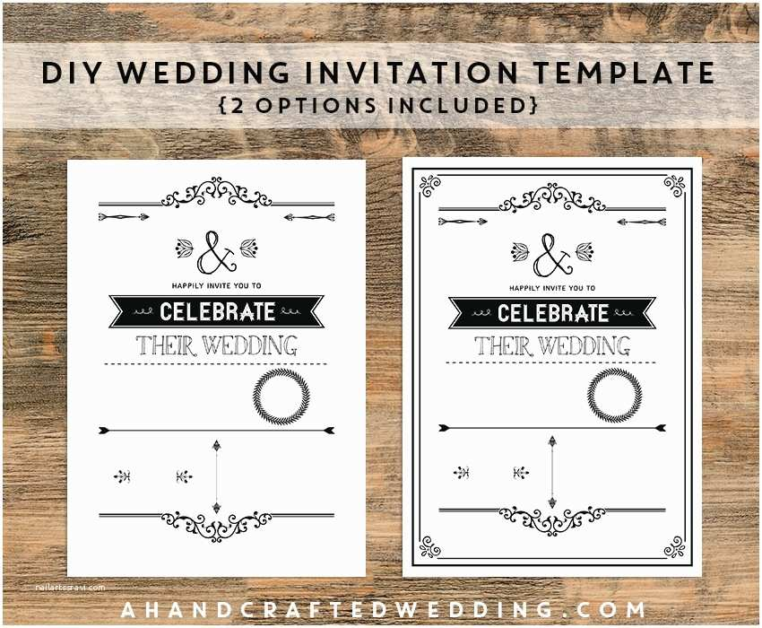Diy Wedding Invitation software Diy Wedding Invitations Templates