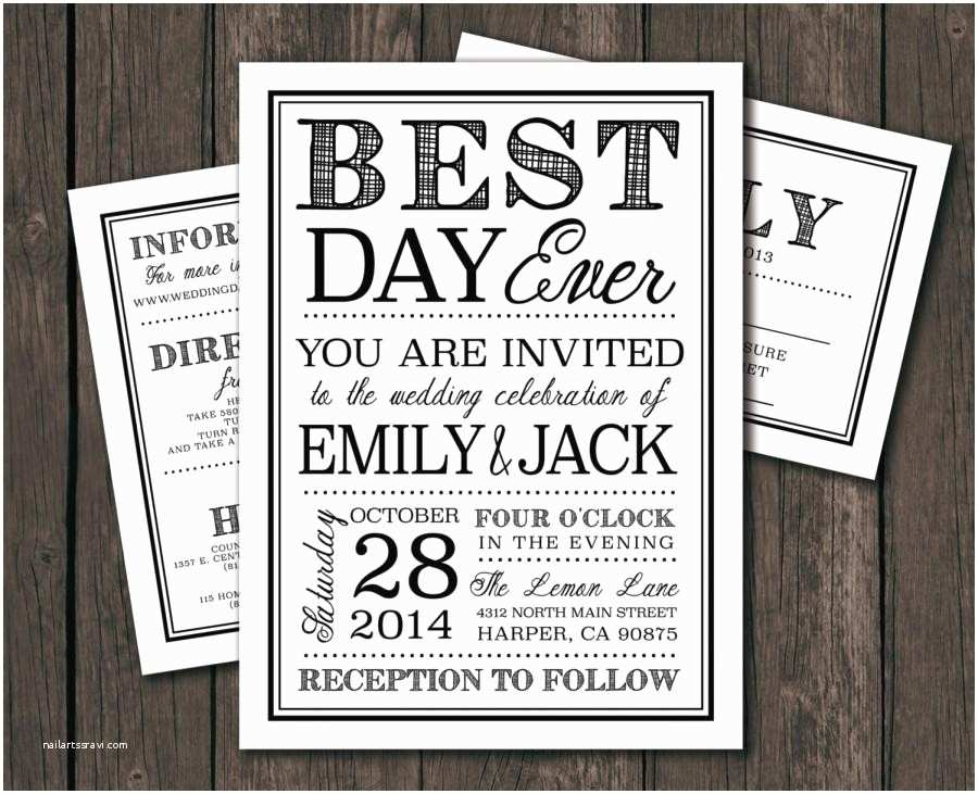 Diy Wedding Invitation software Moder Wedding Invitation Template Printable Diy Wedding