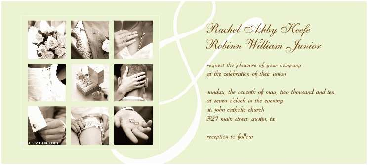 Diy Wedding Invitation software Wedding Invitation Templates