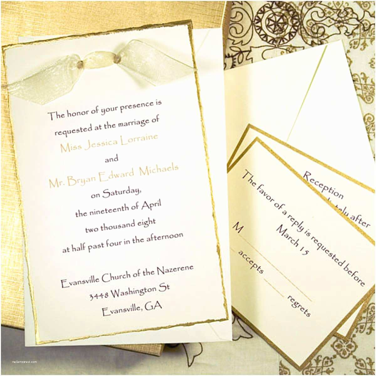 Diy Wedding Invitations Do It Yourself Wedding Invitations the Ultimate Guide