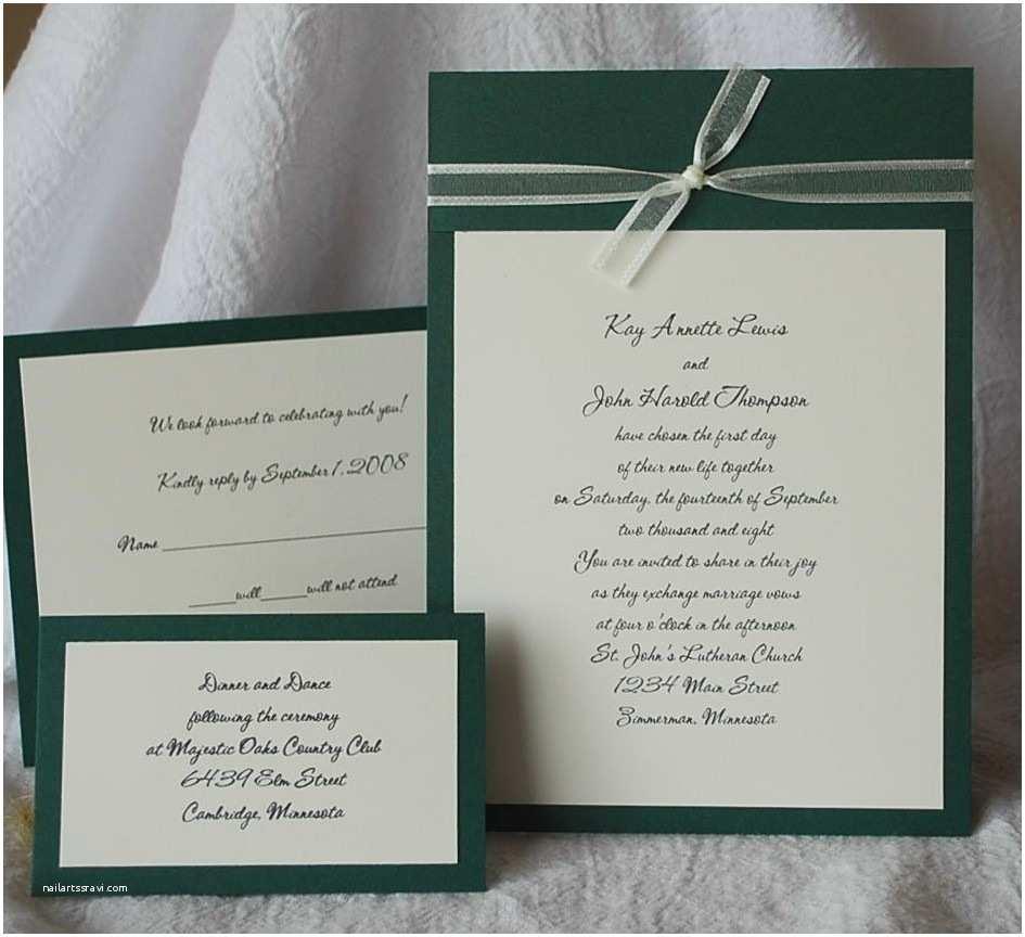 Diy Wedding Invitations Ideas Diy Wedding Invitations Our Favorite