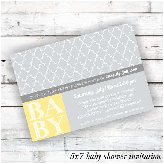 Do It Yourself Baby Shower Invitations 79 Best Party Ideas Images On Pinterest