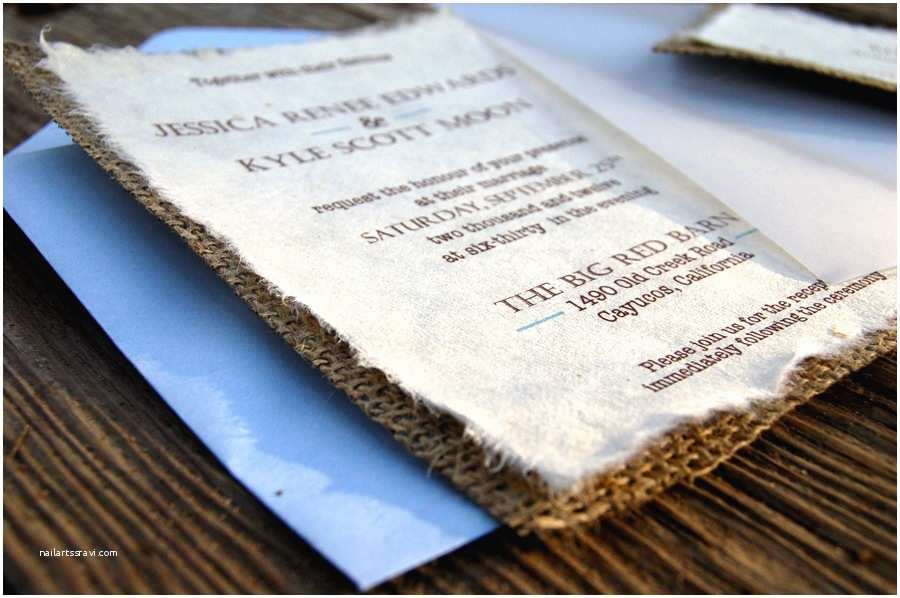 Do It Yourself Wedding Invitations Invitations by Alecia — Do It Yourself D I Y Simple Rustic
