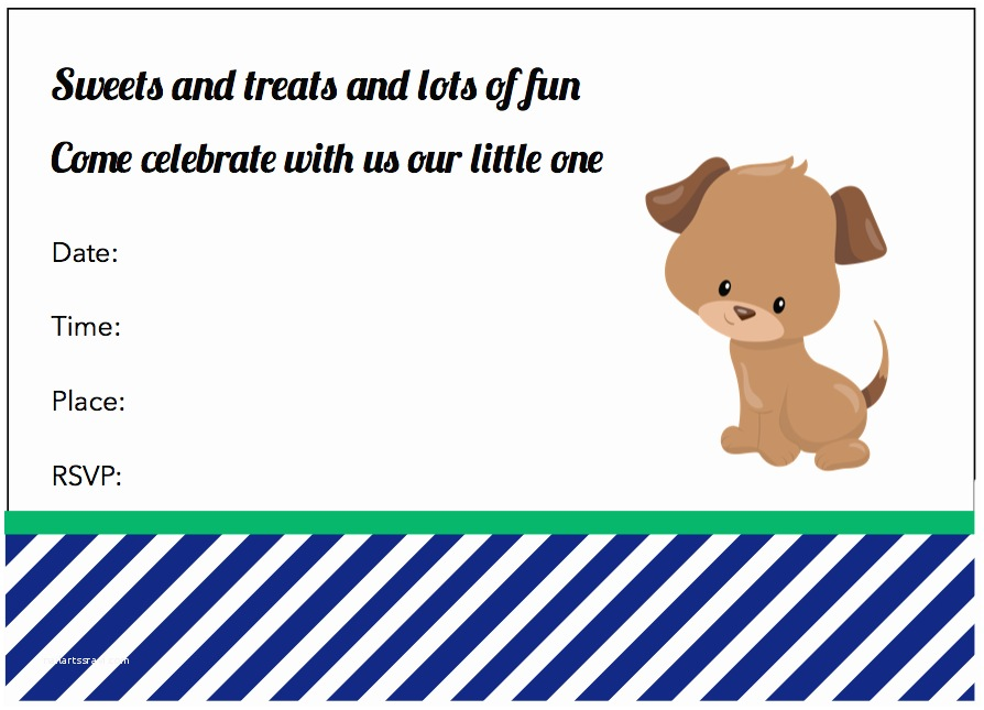 Dog Birthday Party Invitations Birthday Invitation for Dog Party Image Collections