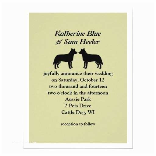 Dog Wedding Invitations 17 Best Images About My Future Wedding On Pinterest