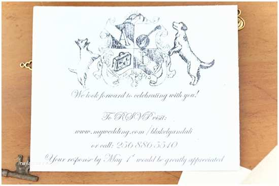 Dog Wedding Invitations Wedding Invitations