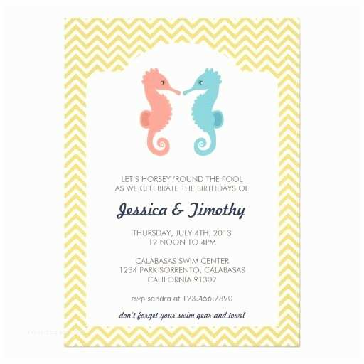 Double Birthday Party Invitations 17 Best Ideas About Double Birthday Parties On Pinterest