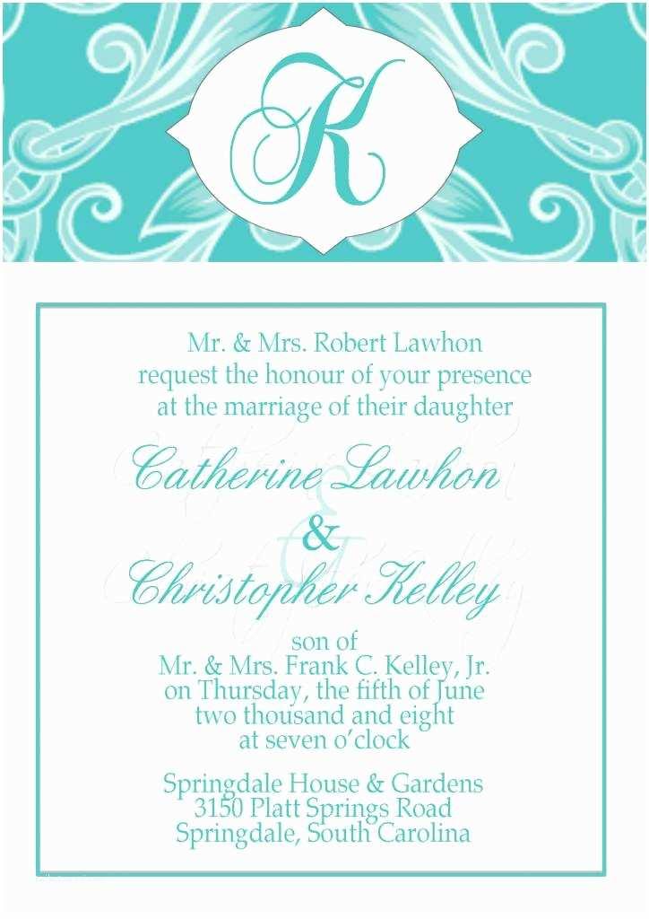 Downloadable Wedding Invitations Free Printable Wedding Invitations