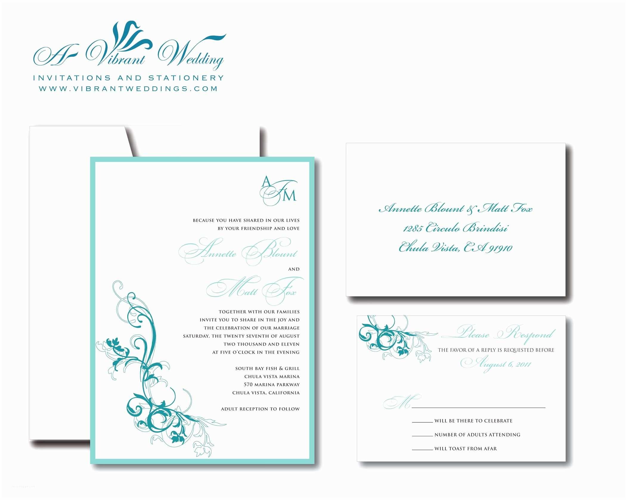 Downloadable Wedding Invitations Wedding Invitations Samples Free Download