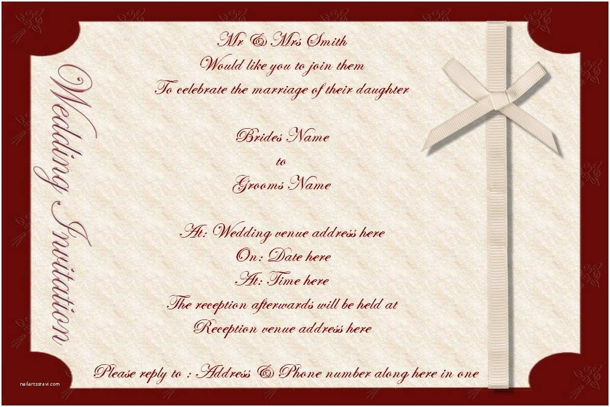 E Wedding Invitation Best Wedding Invitations Cards Wedding Invitation Card