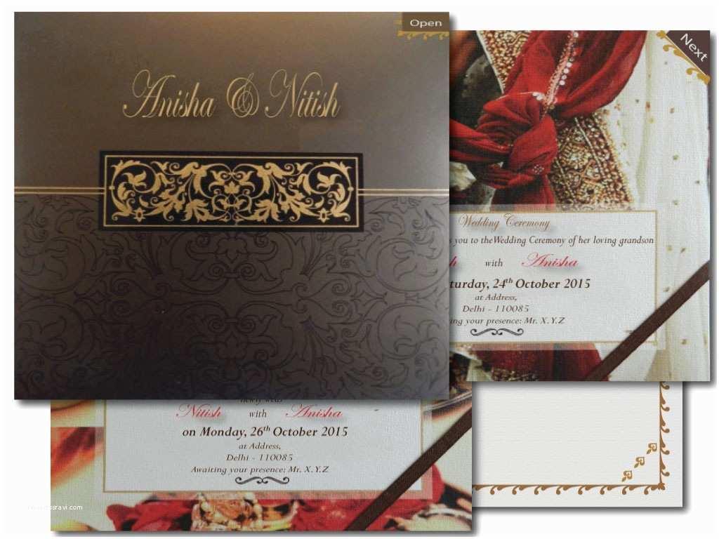 E Wedding Invitation Wedding E Invitations Templates with Prepossessing Layout