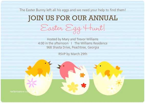 Easter Party Invitations Easter Egg Decorating Tips From Purpletrail