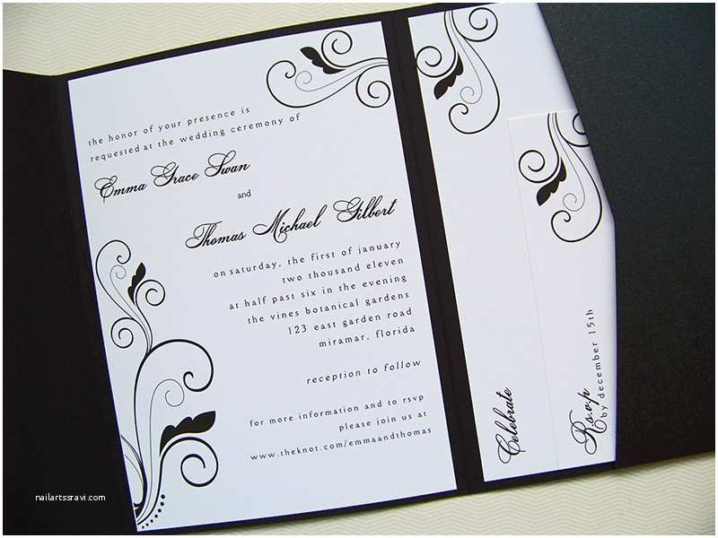 Easy Wedding Invitation Ideas Wonderful Ideas For Wedding