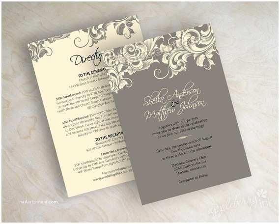 Easy Wedding Invitation Ideas Wedding Invitation Ideas with