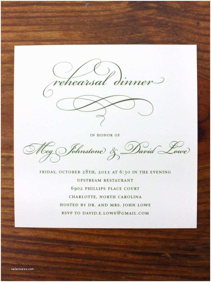 Easy Wedding Invitation Ideas Wedding Rehearsal Invitations Ideas