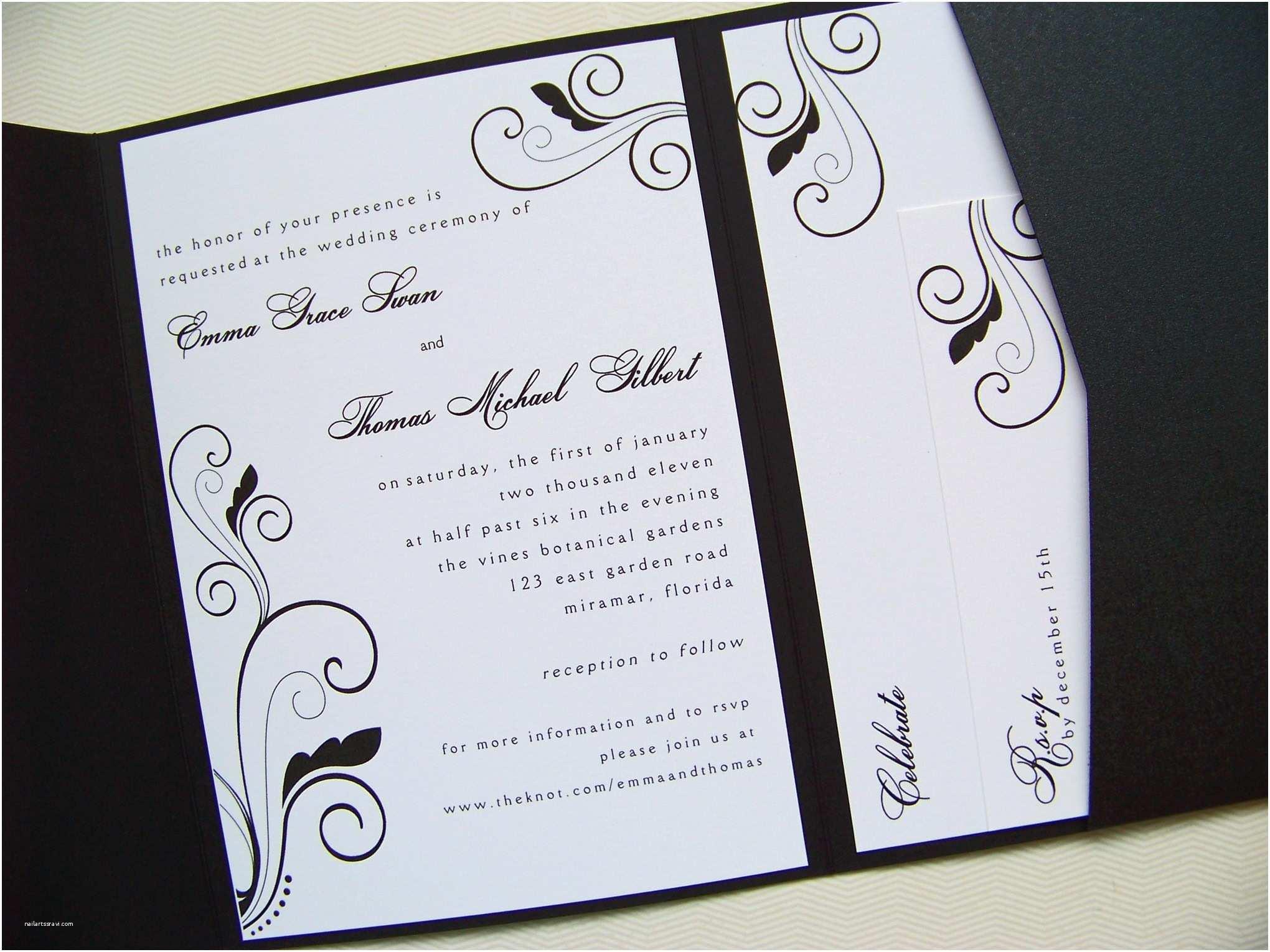 Easy Wedding Invitation Ideas Wonderful Ideas for Wedding Invitations