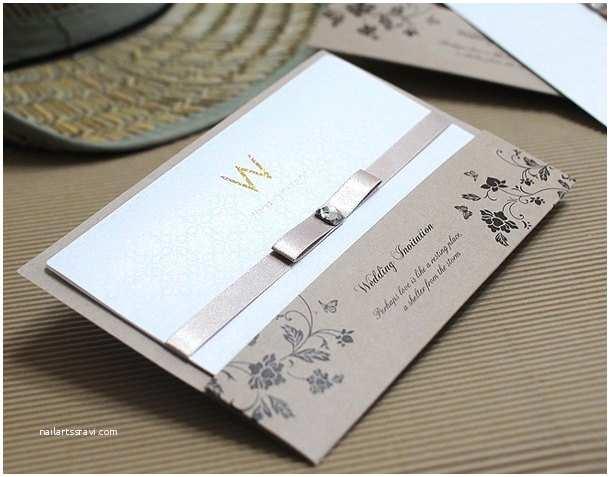 Eco Friendly Wedding Invitations 25 Wedding Invitations – Eco Friendly Recycled Paper