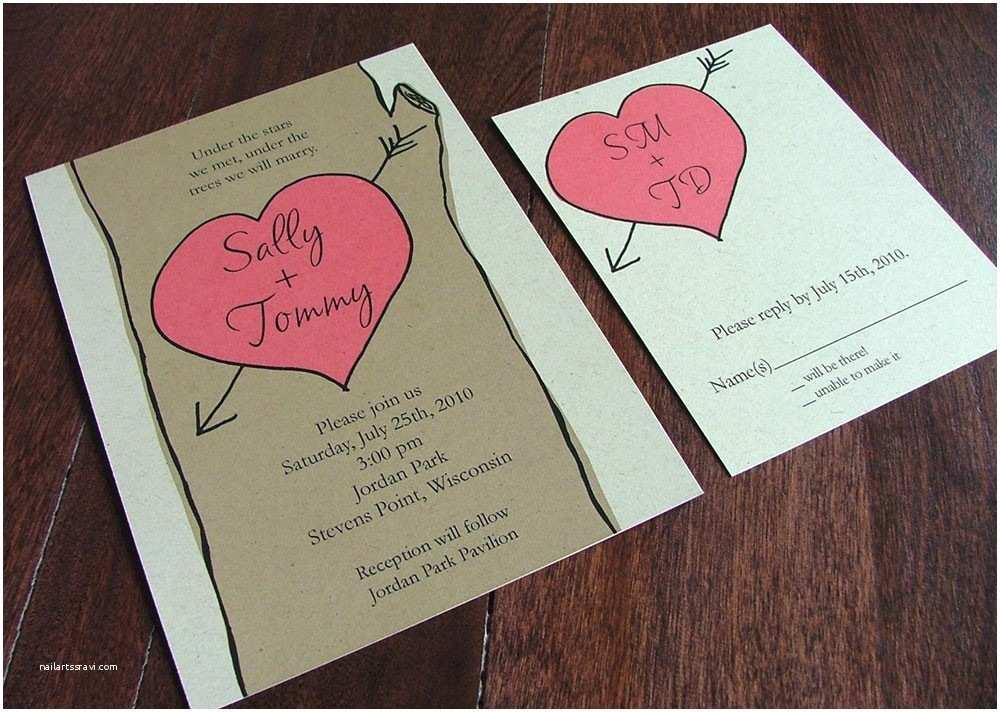 Eco Friendly Wedding Invitations Bright and Vibrant Eco Friendly Recycled Wedding