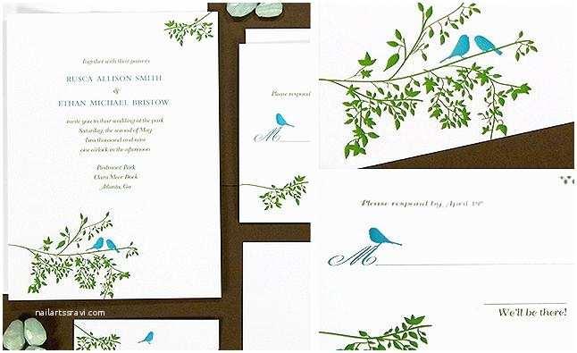 Eco Friendly Wedding Invitations Eco Friendly Wedding Invitations and Stationery White