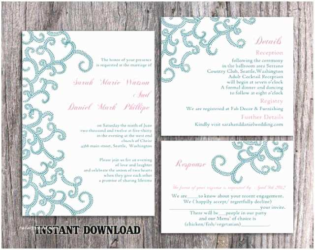 33 Editable Indian Wedding Invitation Templates Free Download